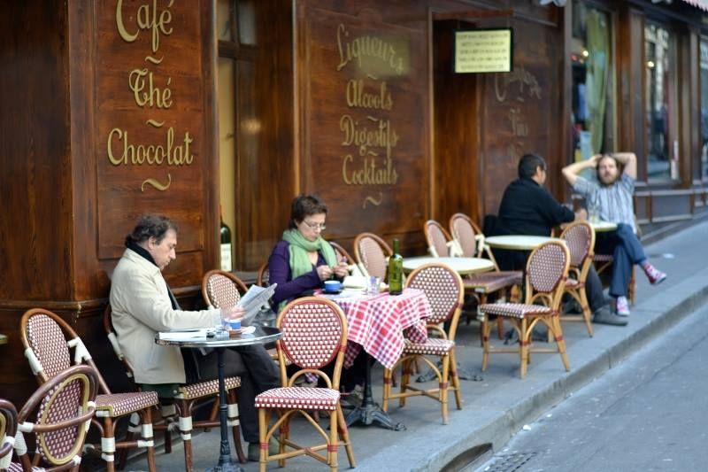 Cafe from Petite Paris