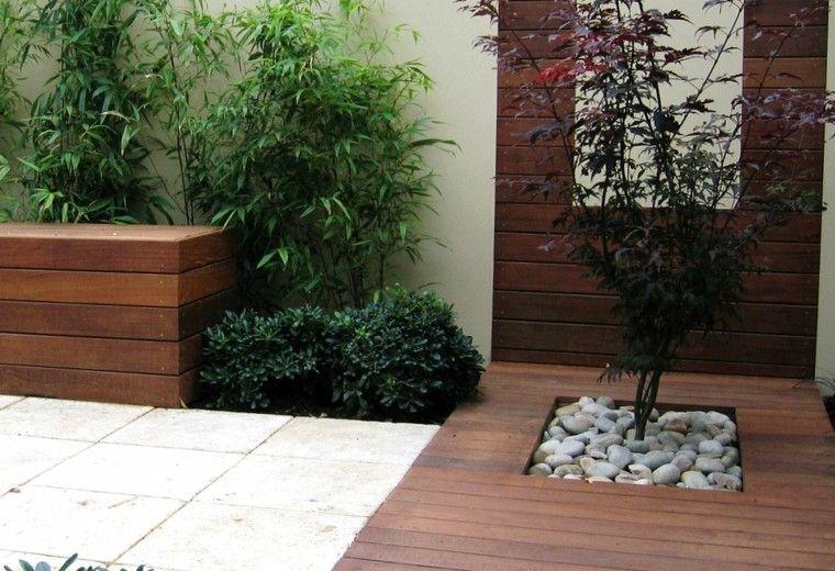Diseno De Jardines Pequenos Y Modernos 50 Ideas Pinterest - Jardines-pequeos-modernos