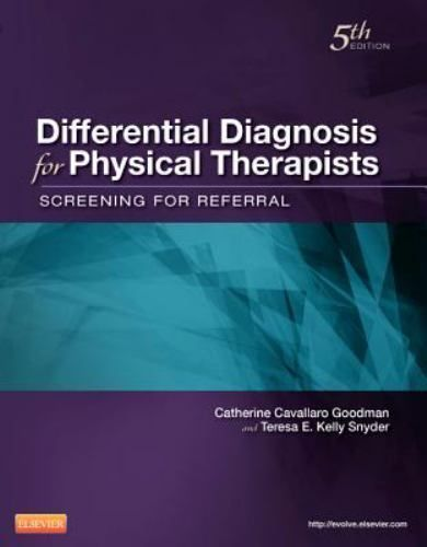 Differential Diagnosis for Physical Therapists : Screening ...