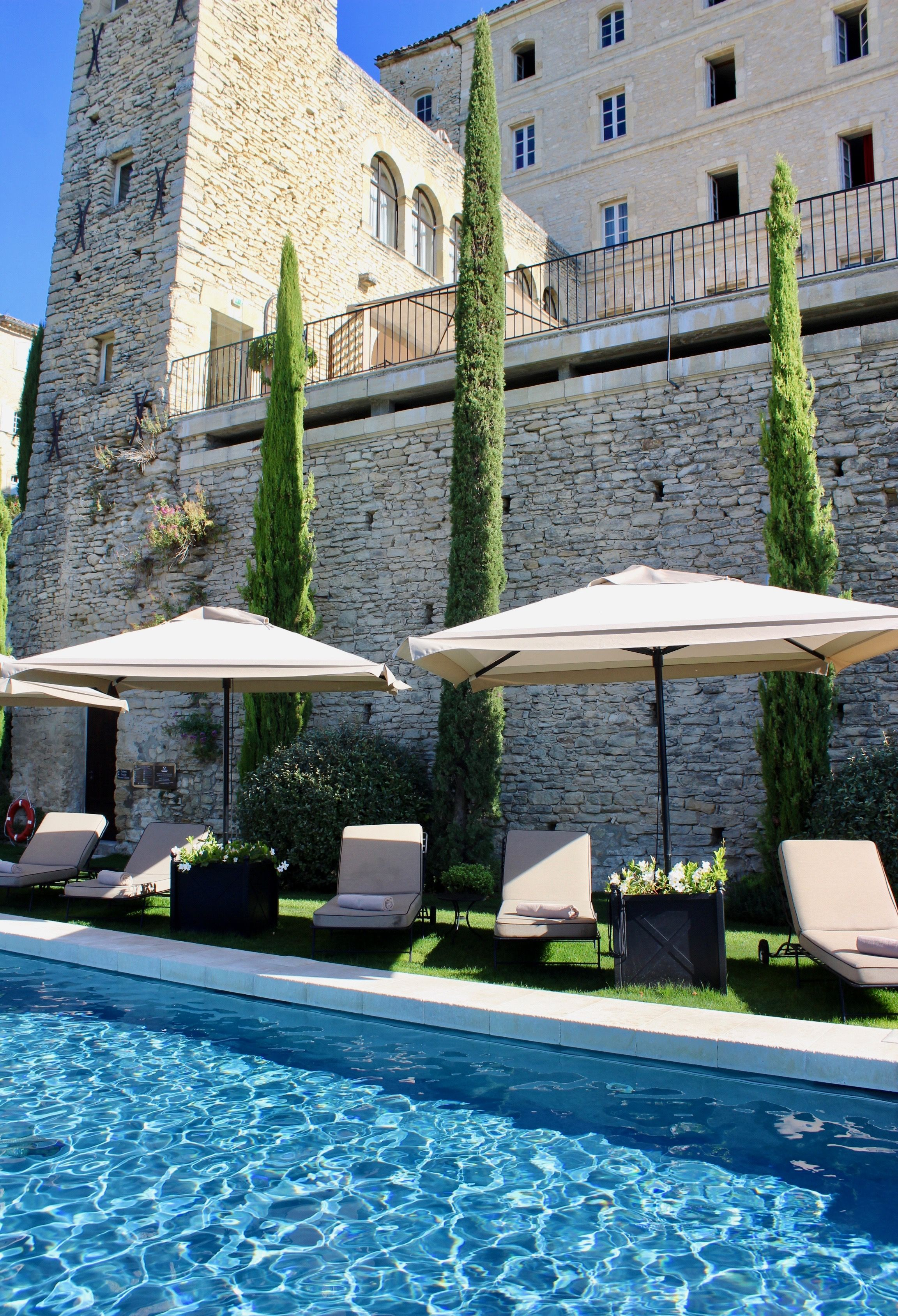 Best Pool In The World Provence Hotel Small Luxury Hotels