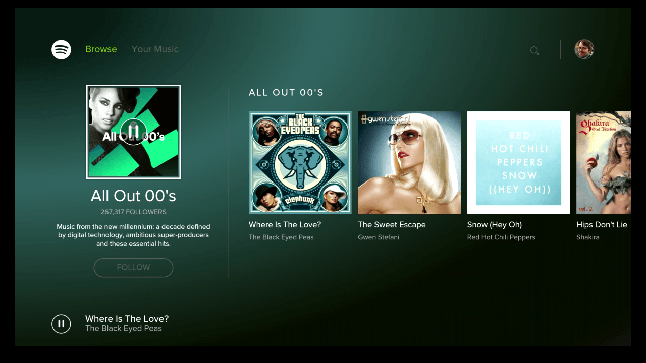 Spotify Comes To Android TV (FINALLY Spotify music