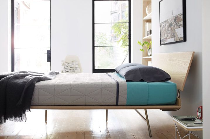 Nelson Thin Edge Bed for Herman Miller - Design Within Reach