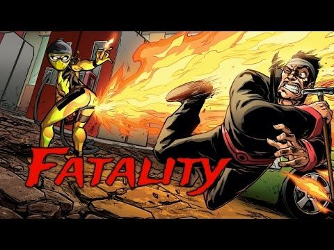 Mortal Kombat X Fatalities Mkx All Mortal Kombat X Fatalities