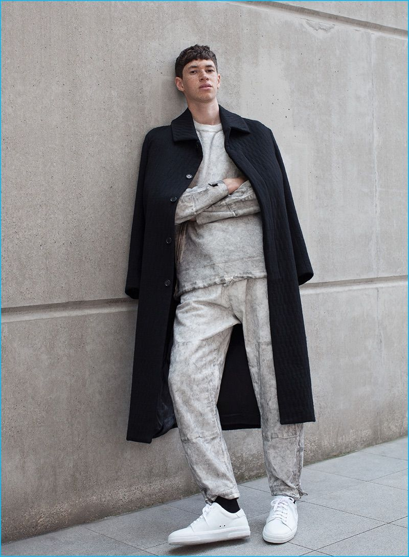 2019 year style- Men fall-winter for sweatpants