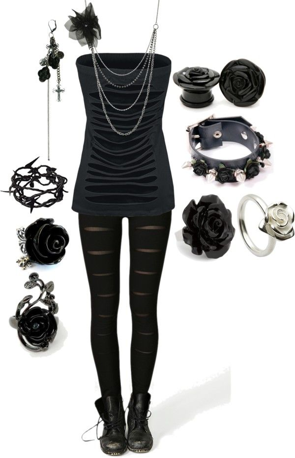Untitled #531 in 2019 | Fashion | Fashion, Emo fashion, Gothic outfits
