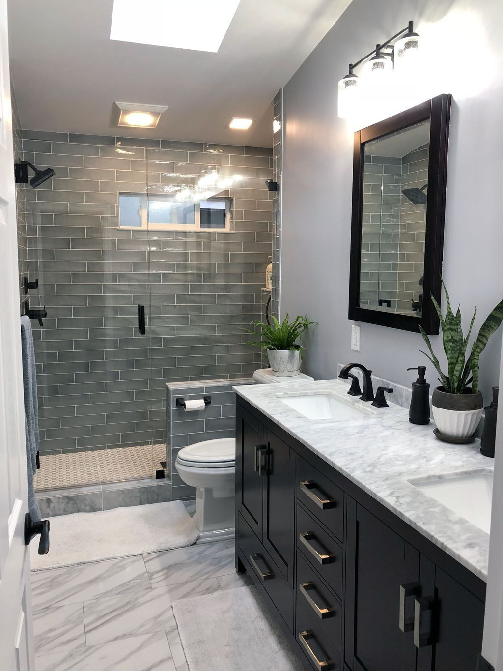 55 Smart Remodel Bathroom Ideas With Low Budget For Home
