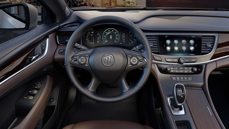 2017 Buick Lacrosse Specs Equipment The Was Unveiled Today At Los Angeles Auto Show