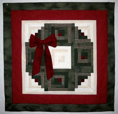 Pin By Deborah Betters On Christmas Decorations Holiday Quilts Quilted Wall Hangings Wall Quilts