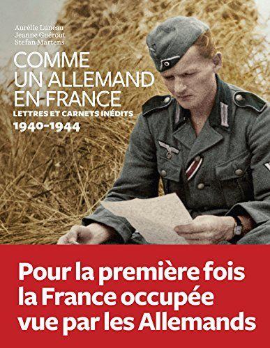 Comme Un Allemand En France De Aurelie Luneau Livres A Lire Livres En Francais Telechargement