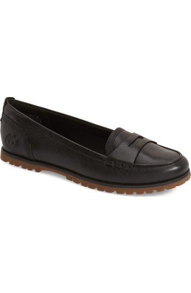 1eee1ee78e4 TIMBERLAND  Joslin  Leather Loafer (Women).  timberland  shoes  fla ...
