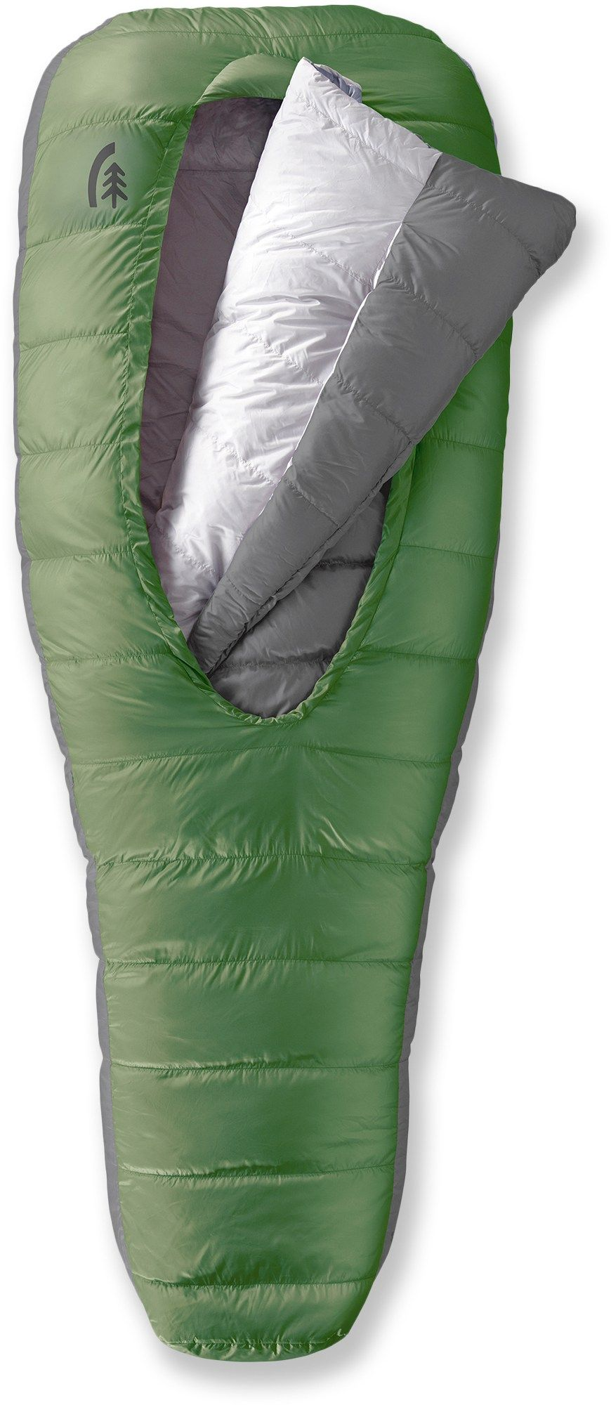 Sierra Designs Backcountry Bed 800 3 Season Sleeping Bag Rei Co
