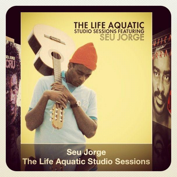 Todayssoundtrack Seujorge The Life Aquatic My Song Life On Mars Life Aquatic Life Aquatic