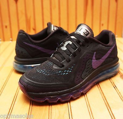 san francisco c9460 9ce2a Women s 2014 Nike Air Max Size 9 - Black Grape - 621078 005 in Clothing,  Shoes   Accessories, Women s Shoes, Athletic   eBay