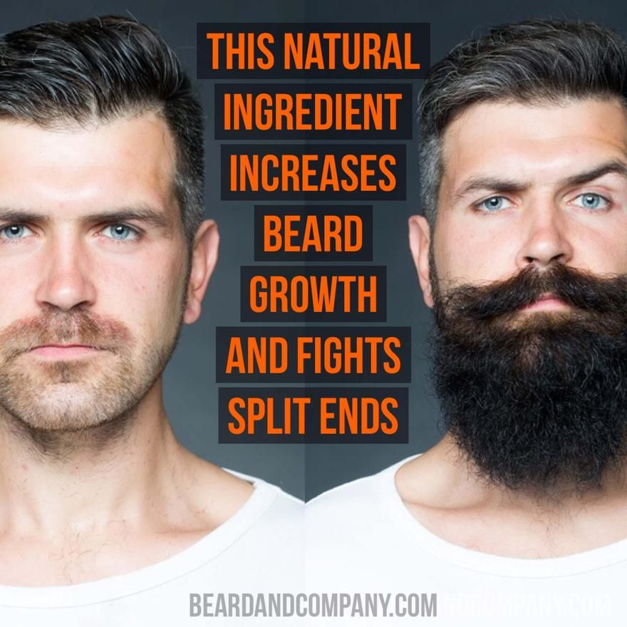 The Best Beard Growth Products That Grow A Beard Faster Essential