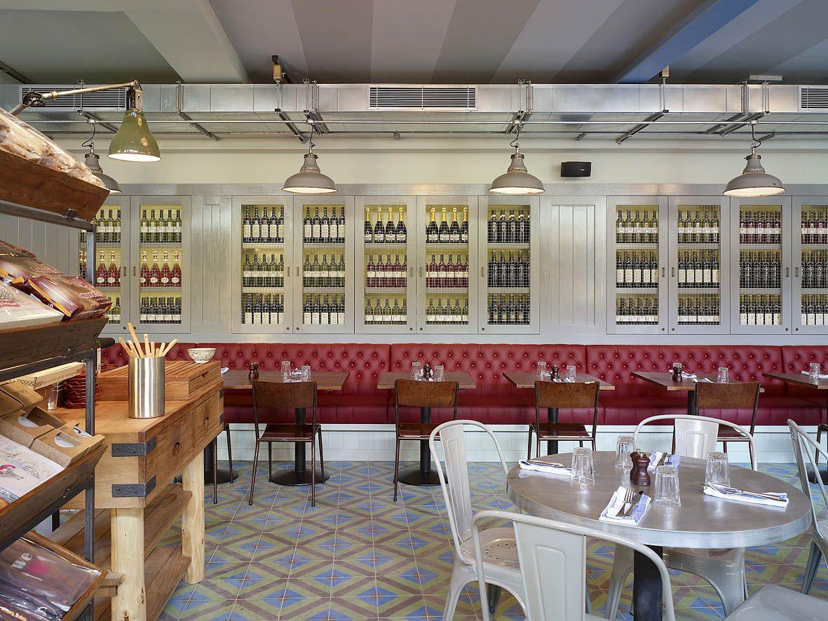 Restaurant Interior Design Ideas By