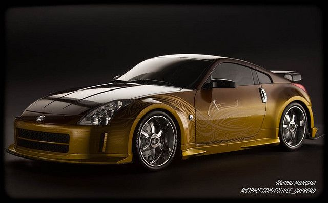 Reliable Sports Cars: Nissan 350z, Nissan