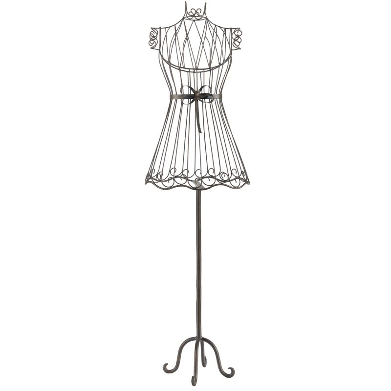 Wire Mannequin - Black. | Home Furnishings - Up To 50% Off Stools ...