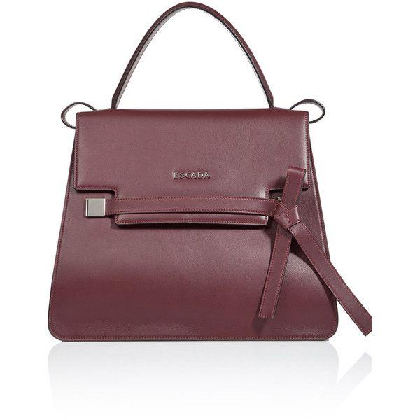 Escada Handbag Ml40 1 695 Liked On Polyvore Featuring Bags Handbags Port