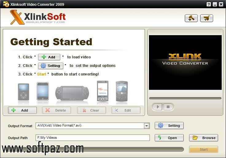 Download Xlinksoft DVD Creator setup at breakneck speeds