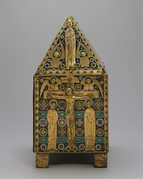 Tabernacle- ca. 1200–1210 This tabernacle was found in Bethlehem Square, Prague, in the nineteenth century, on the site of the Romanesque church of Saints Philip and James.