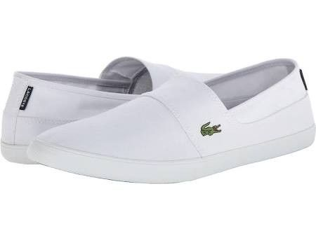 fdfa84eab277 Lacoste Marice LCR Loafers White Mens