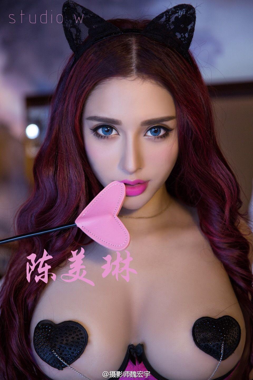Bubble wet asian panties