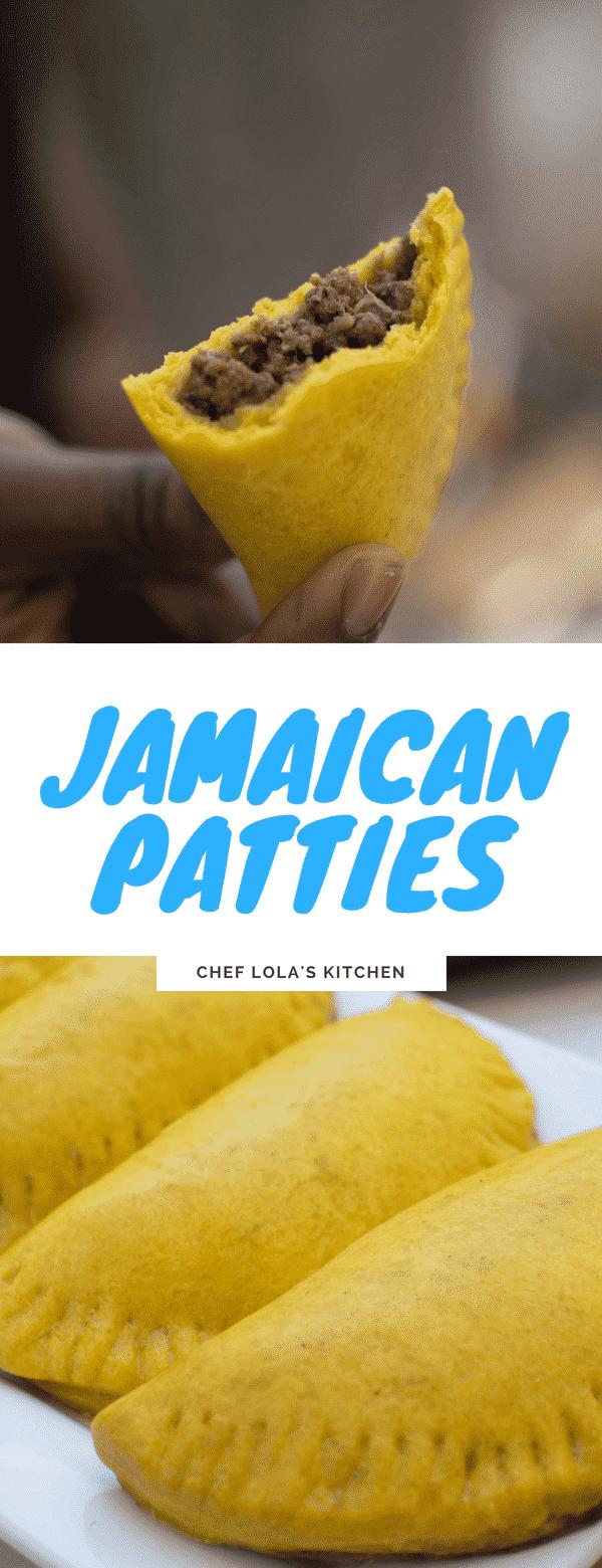 jamaican meat pie jamaican beef patty  recipe
