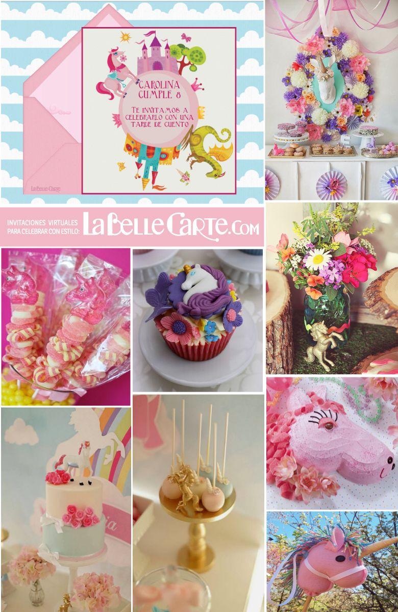 infantiles para fiestas infantiles cumpleaos de unicornios fiestas infantiles unicornios