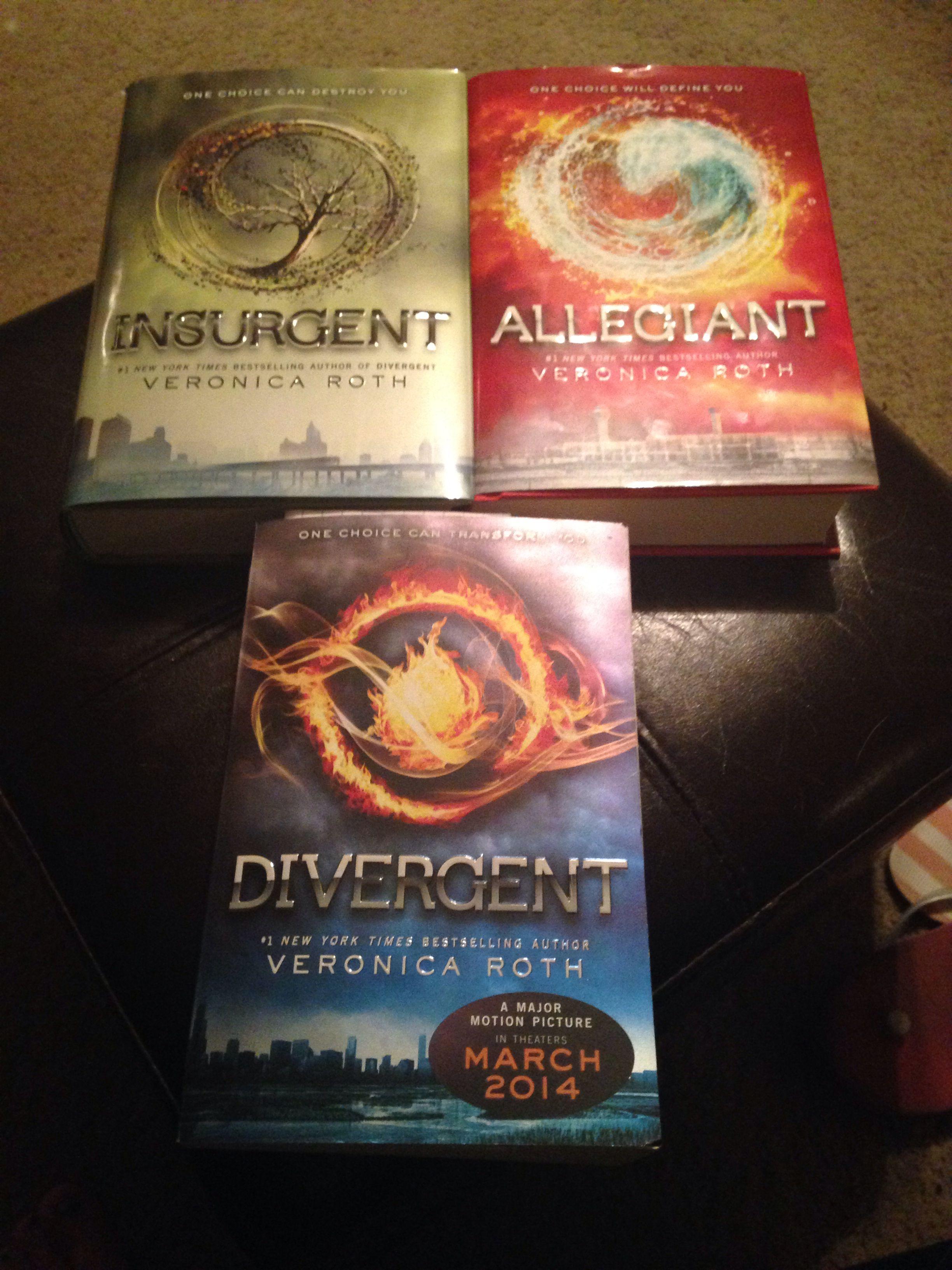 Divergent series book worth reading divergent series