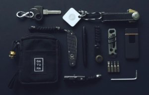 Everyday Carry - 23 / M / Dänemark / Informatikstudent - Kompakt und gut gestaltet