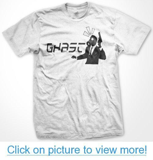 Ghast Special Agent T-shirt, Men's Ghast Shirts