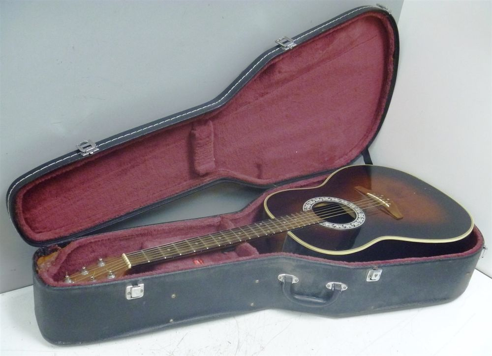 Guitar Ovation Celebrity Cc11 Acoustic Guitar Sn 153845 W Hard Case Please Retweet Acoustic Guitar Guitar Acoustic