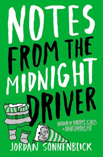 Notes From The Midnight Driver King County Library System Flirting Quotes Funny Funny Quotes Books For Teens
