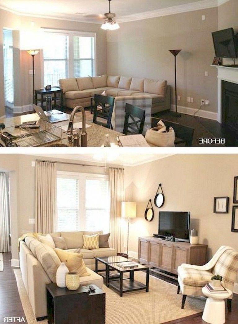 16 Top DIY Small Living Room Decor Ideas On a Budget #livingrooms