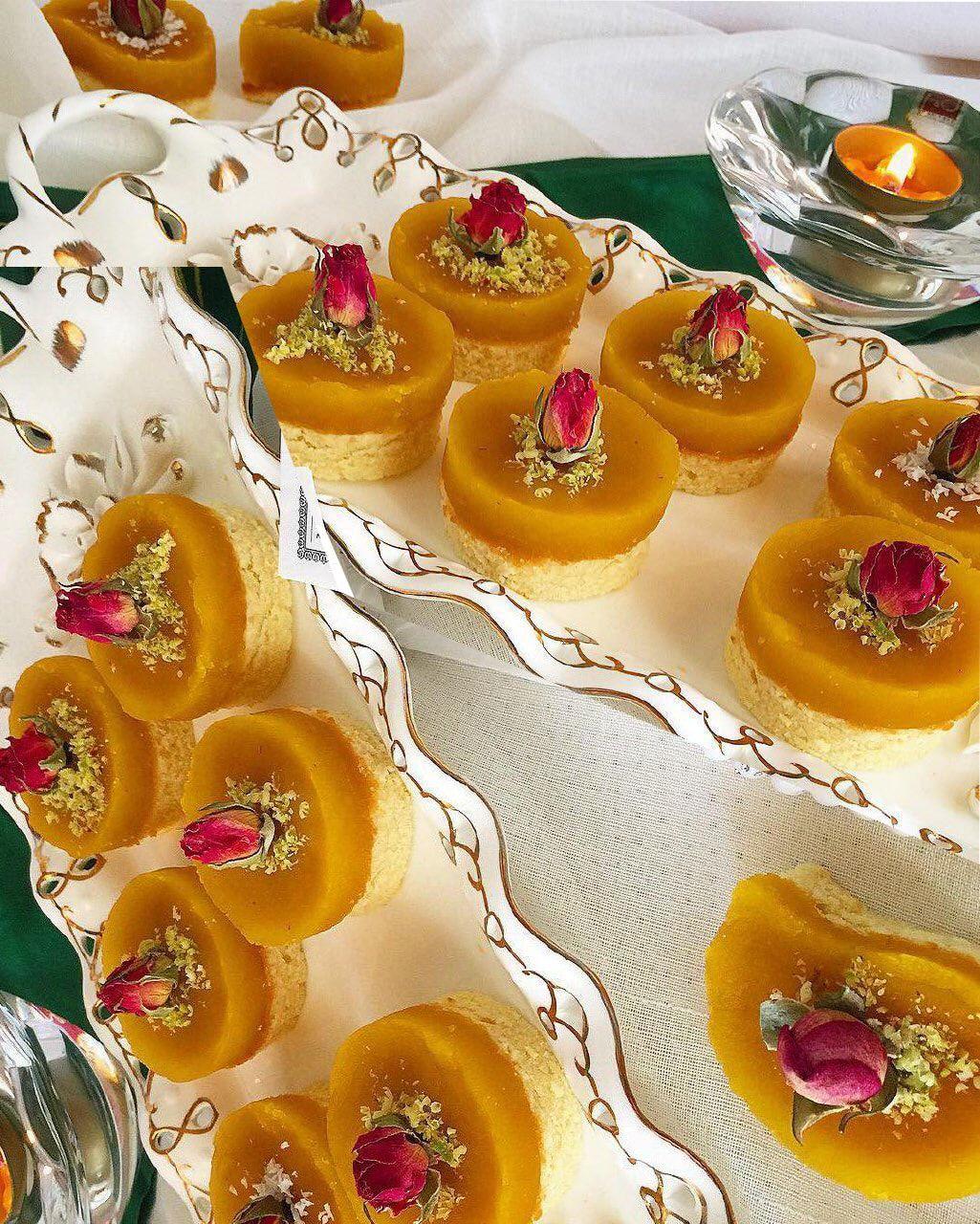 تارت كيک حلوا Recipe Recipes Cake Recipes Persian Food
