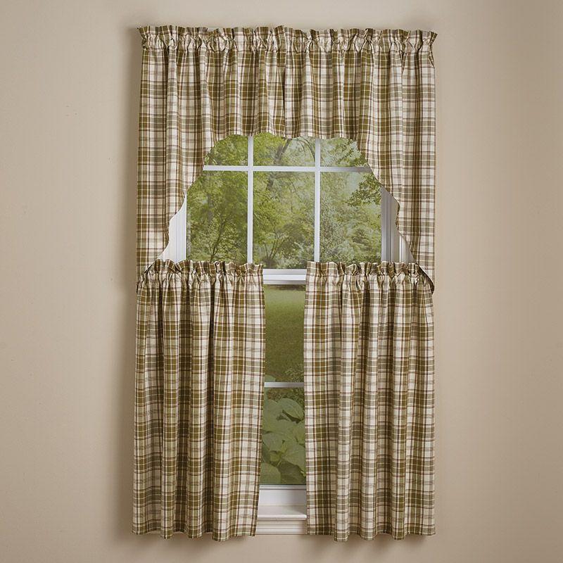 Cedar Lane Window Curtains