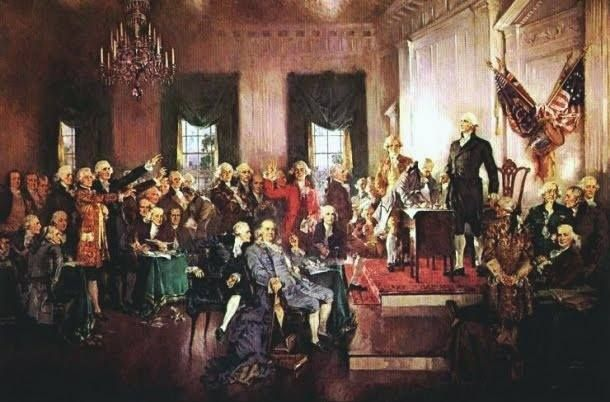 Today is Constitution Day