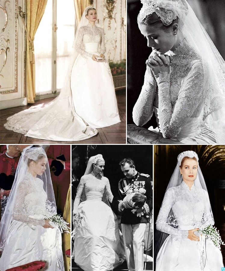 15 Fascinating Facts about Grace Kelly\'s Wedding | Grace kelly ...