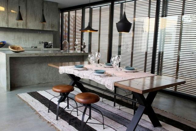 Salle à manger contemporaine - 111 idées de design réussi Searching - salle a manger design moderne