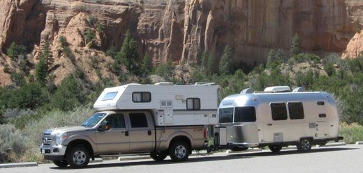 Truck Campers Tow Anything Part 2 Truck Camper Truck Camping