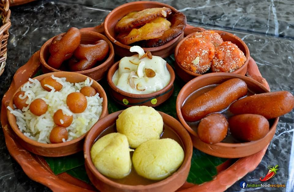 Bengali Sweets for Durga Pooja | Indian Spice n Desserts