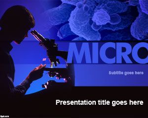 Free microbiology powerpoint template free powerpoint templates free microbiology powerpoint template free powerpoint templates toneelgroepblik Image collections