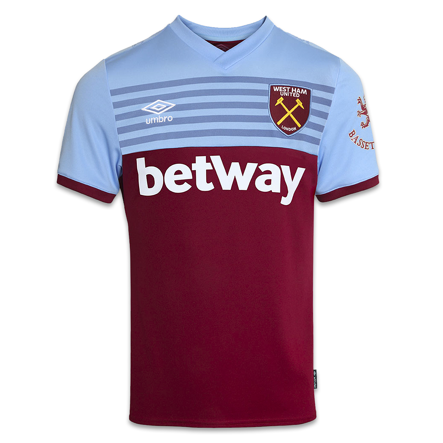 West Ham United 2019 20 Jersey Home West Ham West Ham United Football Shirts