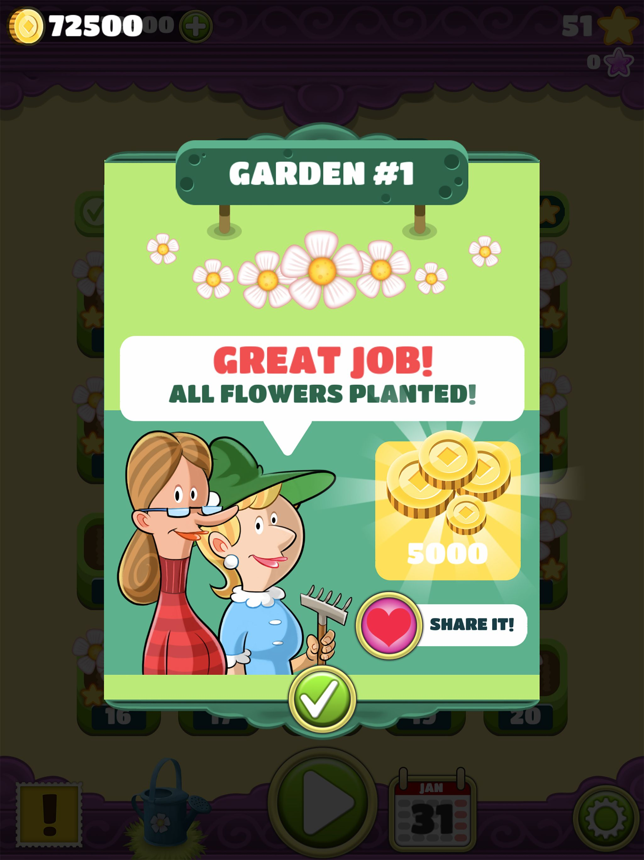 e401fc03ce7ec2f693cf1a33e86b2dd0 - Mahjong Gardens With Birds Free Online