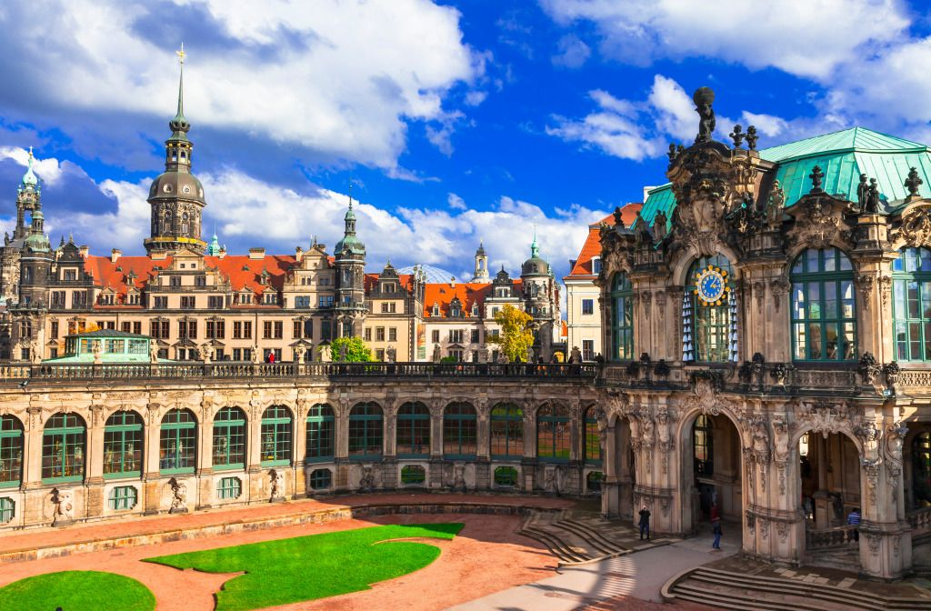 Zwinger Museum Dresden Germany Puzzle In Puzzle Of The Day Jigsaw Puzzles On Thejigsawpuzzles Com Play Full Screen In 2020 Germany Puzzle Of The Day Dresden Germany