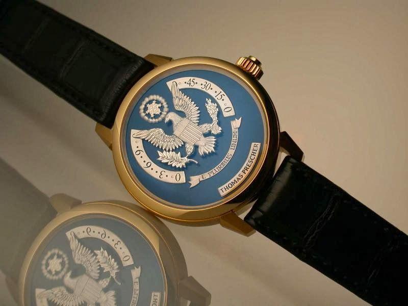 Exclusiveness: Thomas Prescher, Haute Horlogerie