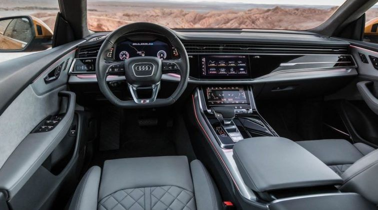 2020 Audi Q8 Design, Interior, And Price >> New 2020 Audi Q8 Interior Luxurycarsreport Audi Suv Audi Cars