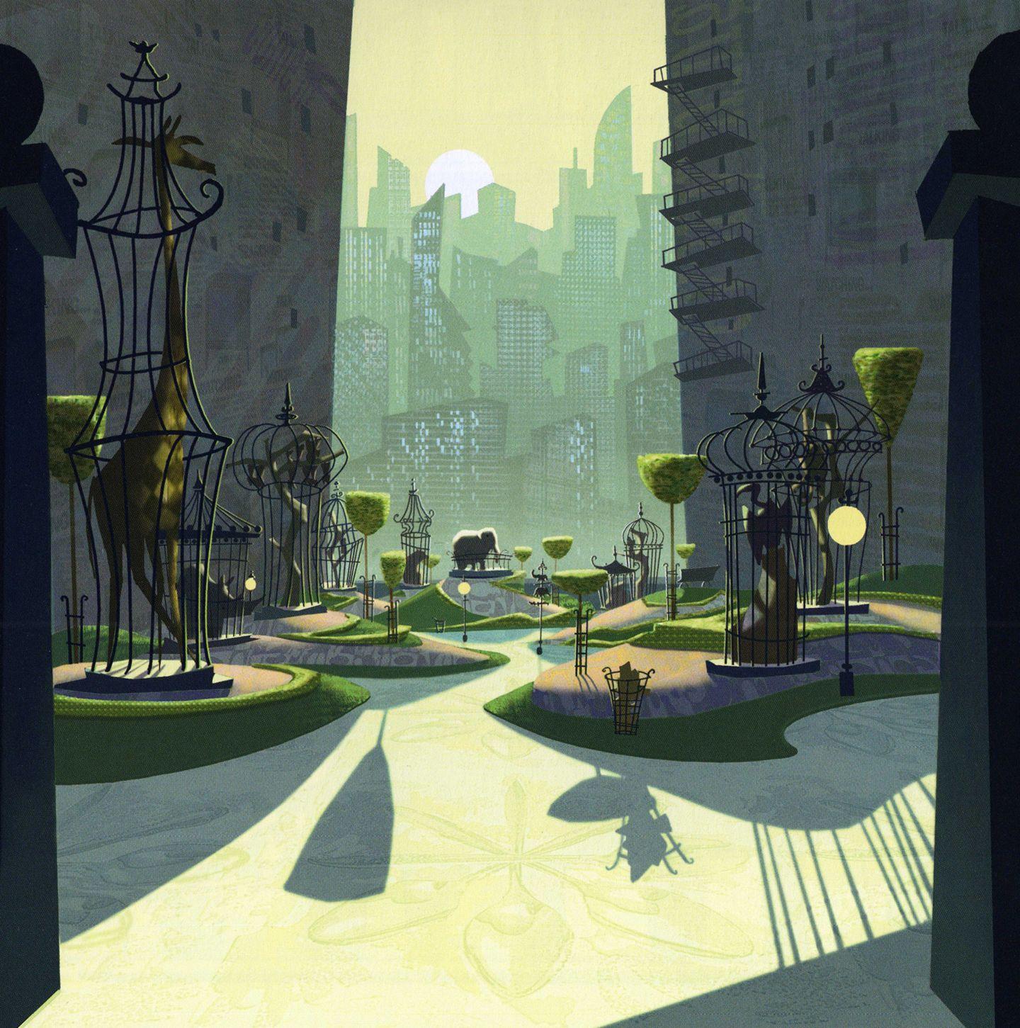 Wild Life - The Art Of Disney