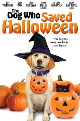 31 Days of Halloween Movies For Families - Aimless Moments - The Dog Who Saved Halloween