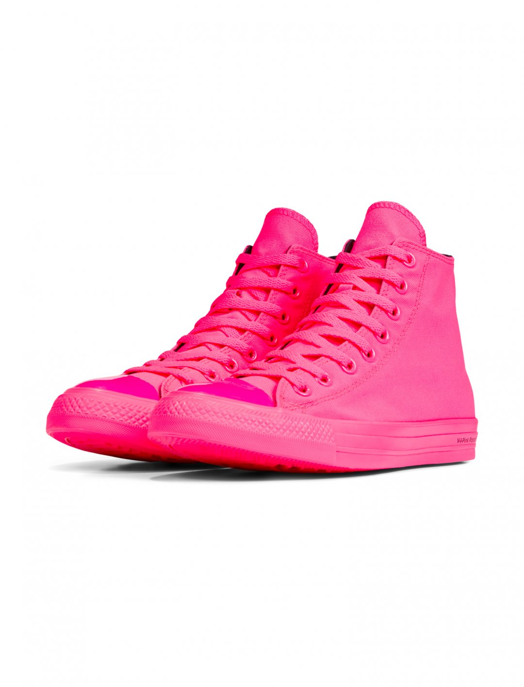 Trainers, Neon Pink, Converse x OPI